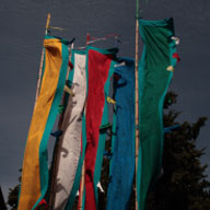 Northern Shambhala Kalacakra Flags