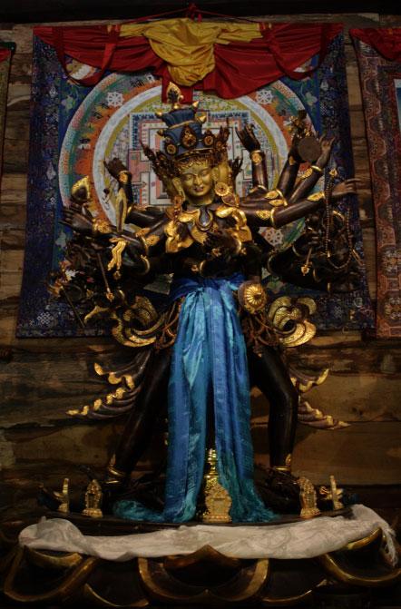 Kalacakra Temple